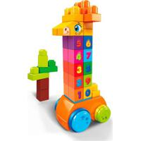 Blocos De Montar - First Builders - Girafa Conta Comigo - Fisher-Price