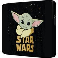 Capa Para Notebook Baby Yoda 15.6 À 17 Polegadas - Unissex