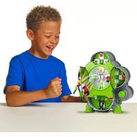 Maleta E Mini Figuras - Ben 10 - Conjunto De Criação Alien - Sunny