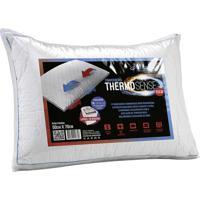 Travesseiro Thermosense Firme- Branco- 3,5X68X48Cm