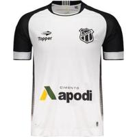 Camisa Ceará Away Print Station 2016 Topper Masculina - Masculino