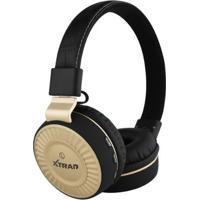 Fone De Ouvido Xtrad Sem Fio Lc-812 Bluetooth Esporte - Unissex