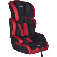 Cadeira Para Auto Kiddo Vermelha 9 A 36Kg