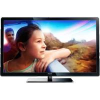 "Tv 47"" Lcd Full Hd Philips 47Pfl3007D/78 - Clear Sound - Conversor Digital Integrado"