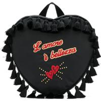 Dolce & Gabbana Kids Bolsa Tiracolo - Preto