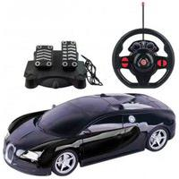 Carrinho Racing Control Midnight Multikids +3 Anos Preto - Br1147