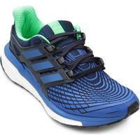 Tênis Adidas Energy Boost Masculino - Masculino-Azul