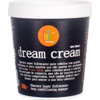 Máscara Lola Cosmetics Dream Cream Super Hidratante 200G - Unissex-Incolor