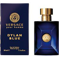 Perfume Dylan Blue Pour Homme Masculino Versace Edt 50Ml - Masculino-Incolor