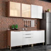 Cozinha Donna Completa - 4 Peças - 500251 - Branco - Nesher