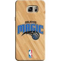 Capinha Para Celular Nba - Samsung Galaxy Note 5 - Orlando Magic - B24 - Unissex