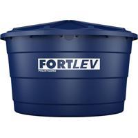Caixa D'Água 3000L Azul Polietileno - Fortlev - Fortlev