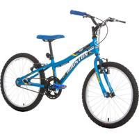 Bicicleta Juvenil Trup Aro 20 Azul Fosco - Houston