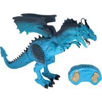 Dragão Azul Rádio Controlável 1110 Candide