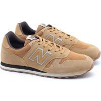 Tênis New Balance 373 Masculino Amarelo