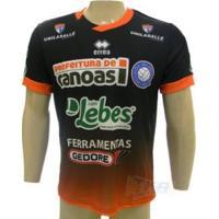 Camisa Canoas Volei Pto Errea 15/16 - Errea
