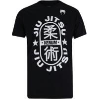 Camiseta Venum Star - Masculina - Preto