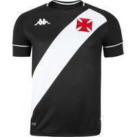 Camisa Do Vasco Da Gama I 2020 Kappa - Masculina