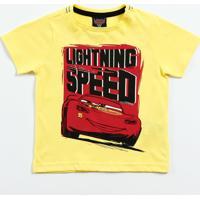 Camiseta Infantil Estampa Frontal Disney