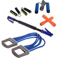 Kit Wct Fitness Treino Yoga 5008 - Unissex