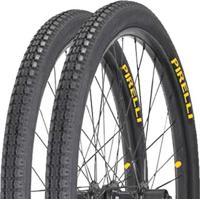 2 Pneus Bicicleta 26X1.1/2X2 Pirelli Primor - Unissex