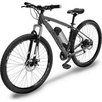 Bicicleta Two Dogs Mtb Aro 29 - 21V Elétrica - Unissex