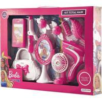 Barbie Kit Total Hair Dreamtopia Com Acessórios Indicado Para +3 Anos Multikids Br918