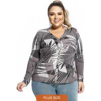 c36678a619 Camisas Femininas Plus Size - MuccaShop