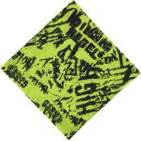 Bandana Grafite Poliéster Fps 50+ Verde Ntk