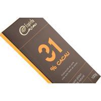 Chocolate 31% Espírito Cacau - 100 G
