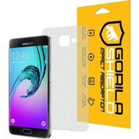 Película Protetora Traseira Gorila Shield Full Protection Para Galaxy A5 2016 Transparente