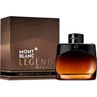 Perfume Legend Night Masculino Montblanc Eau De Parfum 50Ml - Masculino-Incolor