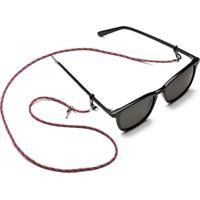 Cordão Para Óculos Rope Red