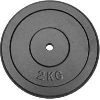 Anilha Para Musculação 2Kg Wct Fitness - Unissex