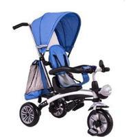 Triciclo 3 Em 1 Chic Up - Unissex-Azul