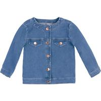 Jaqueta Jeans Infantil Menina Toddler Hering Kids