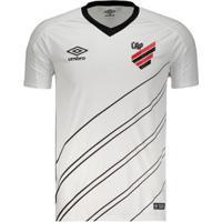 Camisa Umbro Athletico Paranaense Ii 2019 Com Número Masculina - Masculino
