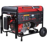 Gerador Trifásico 6000W Gasolina 380V Gg6000-Et380 Kawashima