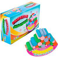 Brinquedo Educativo Balancinho Centopéia Carlu Com 31 Peças