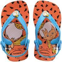 Chinelo Infantil Estampa Flintstones Havaianas 520
