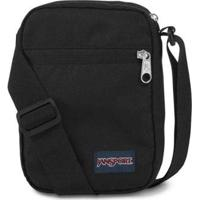 Bolsa Shoulder Bag Jansport - Unissex-Preto