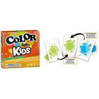 Jogo De Cartas Copag Color Addict Kids 3+