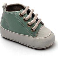 Tênis Top Franca Shoes Infantil - Unissex-Musgo