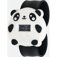 Relógio Infantil Panda Digital