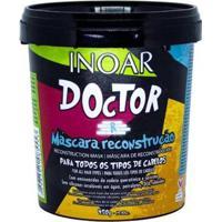 Inoar Máscara De Reconstrução Doctor 450G - Unissex-Incolor