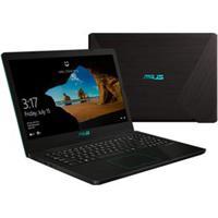 """Notebook Asus, Amd Ryzen? 5 2500U 2°Geração, 8 Gb, 1 Tb, Tela De 15,6"""", Nvidia Gtx1050, Preto E Azul - F570Zd-Dm387T"""