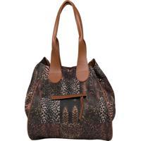 Shopping Bag Source - Aberdare - Estampado - Altura 38 Cm X Largura 37 Cm X Comprimento 26 Cm