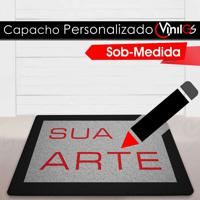 Tapete Capacho Personalizado Vinil-Gs - Sob-Medida