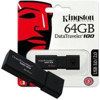 Pendrive Kingston Datatraveler 100 G3 Dt100G3 64Gb
