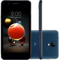 """Smartphone Lg K9 Com Tv Digital Azul 16Gb Tela 5"""" Dual Chip Camera 8M"""